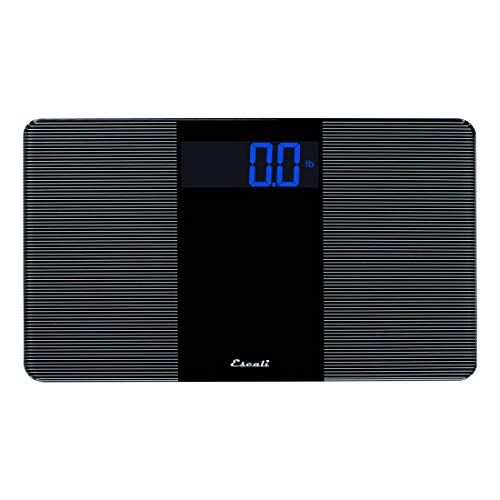 Extra Wide Bathroom Scale, 400 Lb/180 Kg