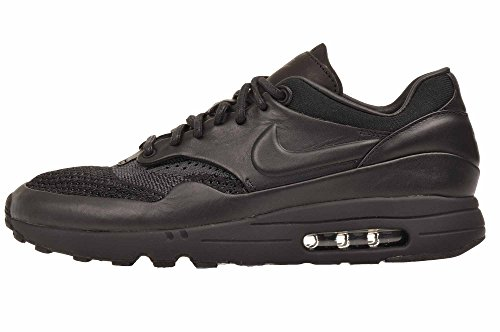 Nike Air Max 1 Flyknit Royal Black / Black-anthracite