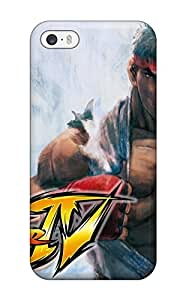 9259029K36197385 Case Cover, Fashionable Iphone 5/5s Case - Street Fighter