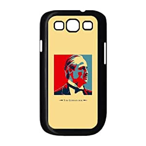 The Godfather Artwork Samsung Galaxy S3 9300 Cell Phone Case Black Delicate gift JIS_401326