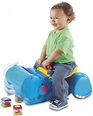 Mattel Hipopotamo Andador: Amazon.es: Juguetes y juegos