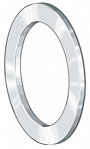 INA AS2542 Thrust Roller Bearing Washer, Metric, 25mm ID, 42mm OD, 1mm (Metric Bearings)