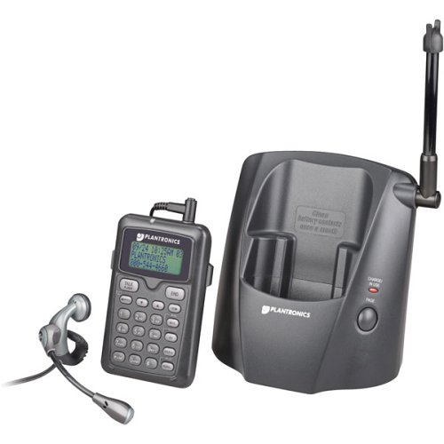 GHz DSS Cordless Phone with MX150 Headset (Dss Receiver)