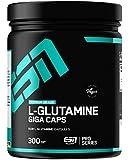 ESN L-Glutamine Giga Caps, 300 Kaps