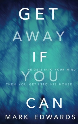 book cover of Get Away If You Can