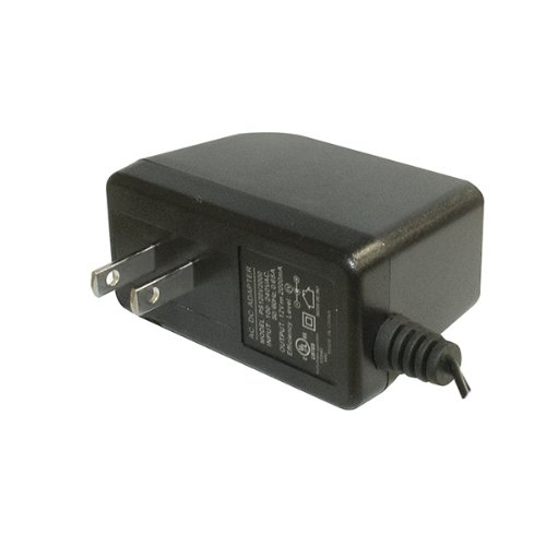 LaView LVA-ADD12V2000 2 Amp LaView 12 DC V Power Adapter (Black)