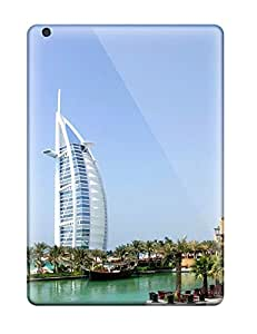 Premium Durable Dubai City Fashion Tpu Ipad Air Protective Case Cover