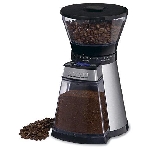 Cuisinart CBM 18C Burr Coffee Grinder