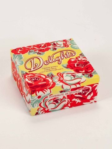 - Delights Petite Cigar Box