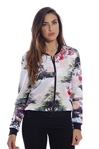 Cocoom Womens Bomber Track Jacket product image