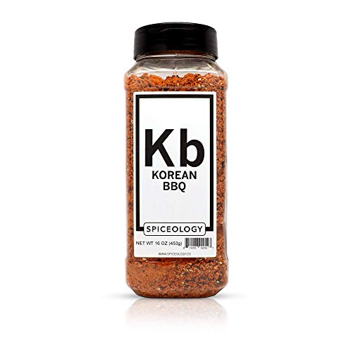Korean BBQ Spice Rub Spiceology