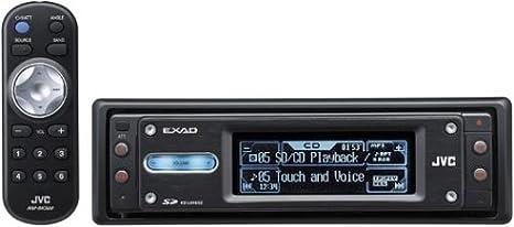 JVC kd-lhx552 Radio de coche amplificador - 450 W: Amazon.es ...