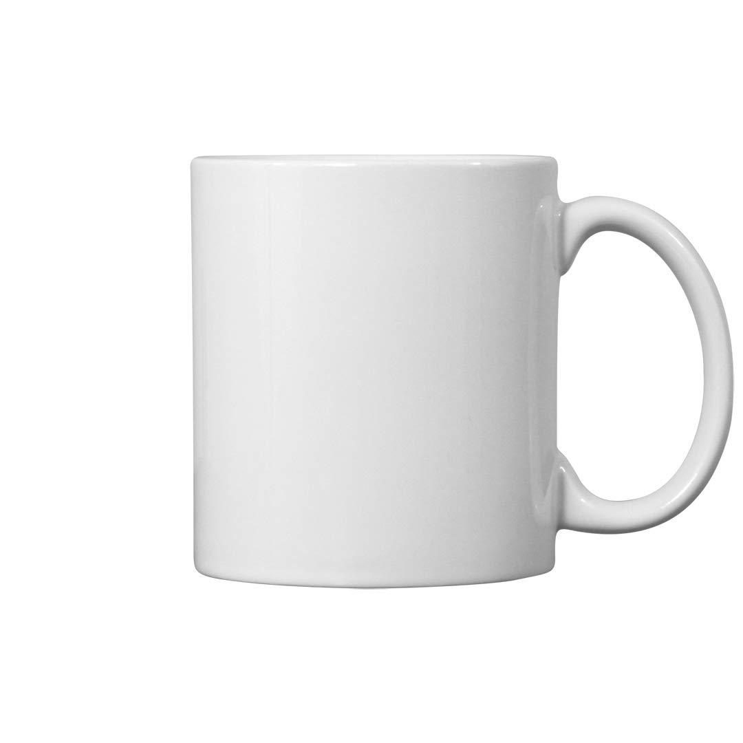 Custom Upload Photo Mug: Dad's Favorite: 11oz Ceramic Coffee Mug by Customized Girl (Image #2)