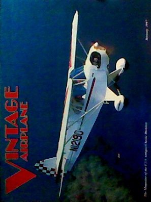 (The Vintage Airplane (January 1997))