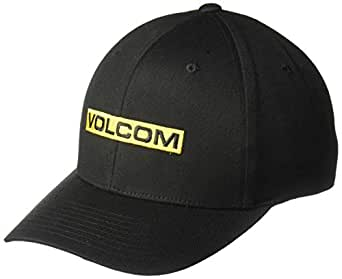Volcom Mens Euro Mark Six Panel Xfit Hat: Amazon.es: Ropa y ...