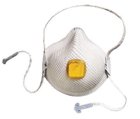 ozone Relief Particulate N95 Vapor Respirator Organic 2800 Moldex