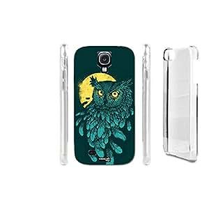FUNDA CARCASA OWL FOGLIA PARA SAMSUNG GALAXY S4 LTE I9505