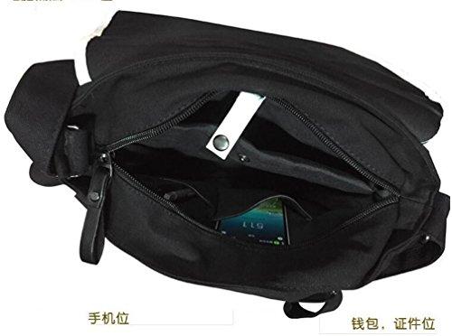 yoyoshome Japanische Anime Cosplay Tagesrucksack Rucksack Messenger Bag Umhängetasche (26Styles) Psycho-Pass