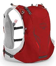 Osprey Packs Duro 6 Running Hydration Vest, Phoenix Red, Medium/Large