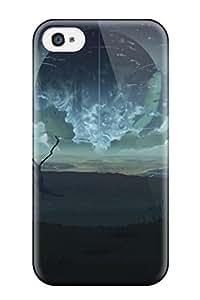 Ortiz Bland GydlEaT306mEJjf Case Cover Iphone 4/4s Protective Case Landscape Anime