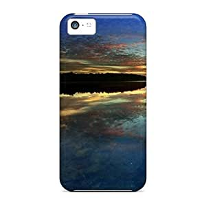 JonathCo Case Cover Protector Specially Made For Iphone 5c Words Are Emptiness