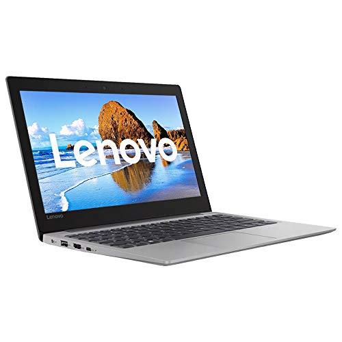 Lenovo  130S-11IGM 11.6 HD Laptop, Intel Celeron N4000, 4GB RAM, 64GB eMMC, 1-Year Office 365, Windows 10 in S Model - Gray