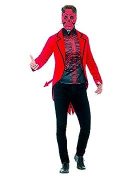 DISBACANAL Disfraz de Demonio para Hombre - -, L: Amazon.es ...