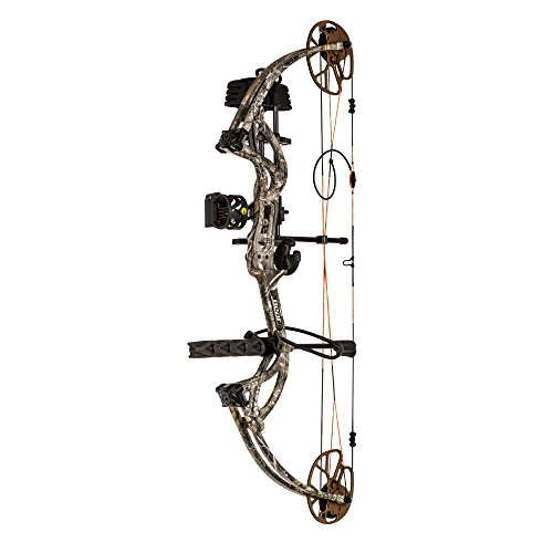 Bear Archery Cruzer G2 Compound Bow with RealTree Edge ()
