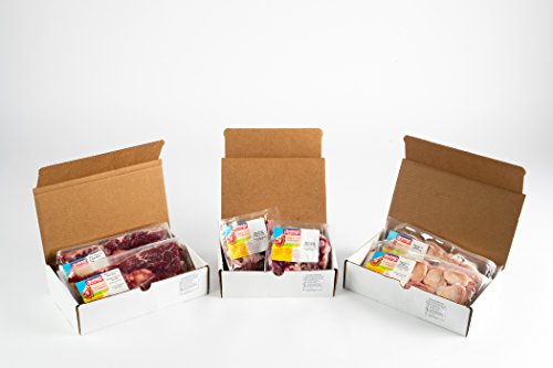 Rumba Meats Beef Bone Broth Box, Oxtail, Hindshank, and Marrow Bones, Frozen (Pack of 6) by Rumba (Image #5)