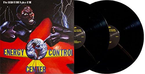 Price comparison product image Energy Control Center Exclusive 180g Vinyl