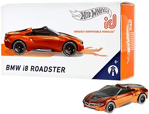 Hot Wheels id BMW I8 로드스터 {앞으로 이동} / Hot Wheels id BMW I8 로드스터 {앞으로 이동}