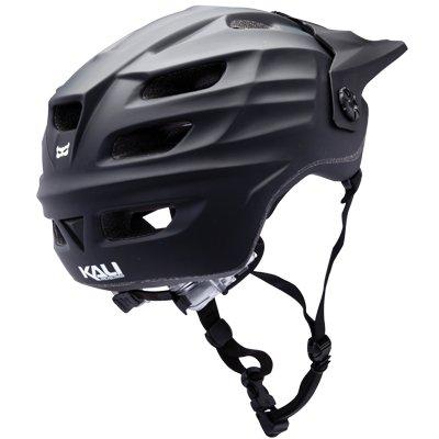 Kali Protectives Maya Enduro Helmet Solid Matte Black, S/M