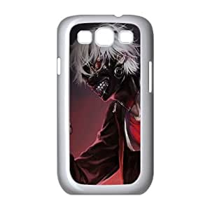 Japanese Tokyo Ghoul Samsung Galaxy S3 9300 Cell Phone Case White F2948237