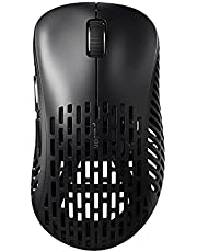 Pulsar Gaming Gears - Xlite Wireless Ultralight High Performance Super Light and Fast Ergonomic Gaming Mouse 2.4Ghz 1ms 20000 DPI Optical Sensor PAW3370 (Black)