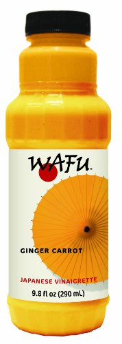 Wafu Ginger Carrot Dressing, 9.8 Ounce ()
