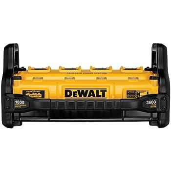 Amazon.com: DEWALT 12V/20V MAX USB Charger, Tool Only ...