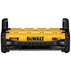 DEWALT FLEXVOLT Power Station, Portable, Tool Only (DCB1800B)