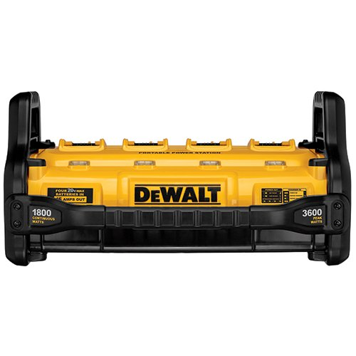 DEWALT DCB1800B Portable Power Station (Dewalt And Battery Radio Charger)