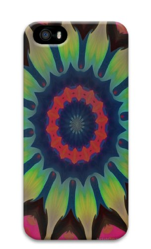 Kaleidoscope Polycarbonate Hard Case Cover for iPhone 5S