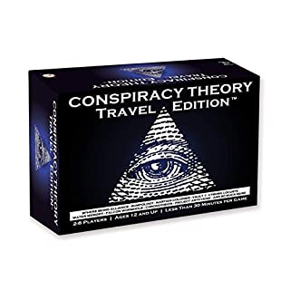 Conspiracy Theory Travel Edition