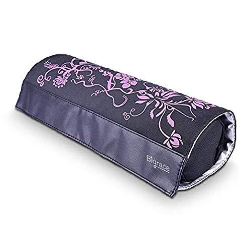 Hair Straightener Bag - Heat Resistant Bag For Hot Iron Shield, Heat-Resistant Storage/Travel Case For Hair Straighteners, Flat Irons or Curling Irons ()
