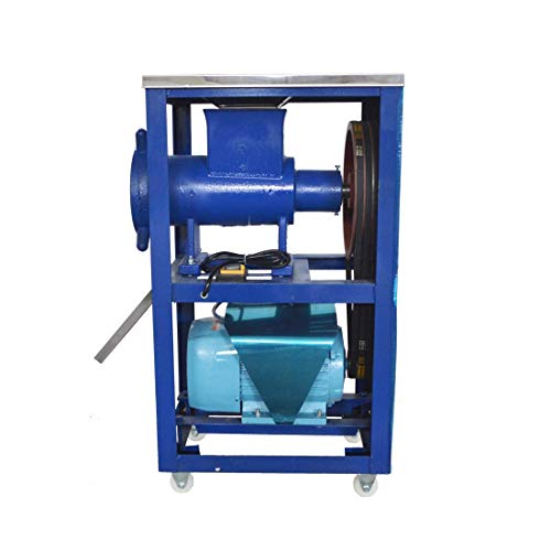 INTBUYING 220V 3KW Fish Chicken Bones Crusher Feed Processer Meat Grinder