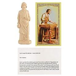 Pilot Diary Saint Joseph Statue House Se...