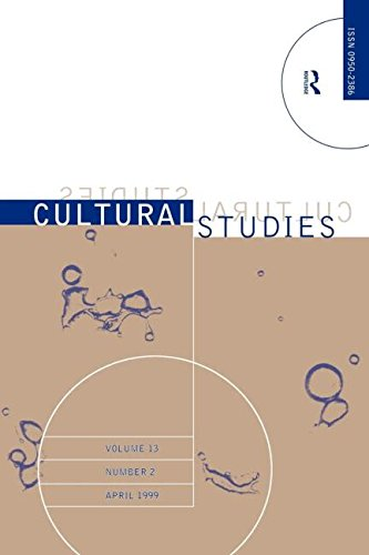 Cultural Studies V13 Issue 2