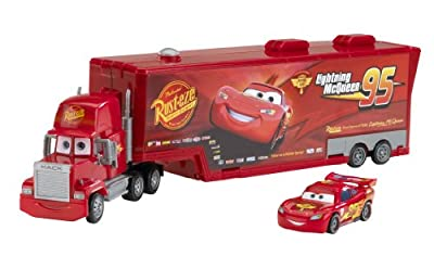 Cars Mack Truck Playset from Mattel