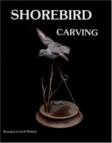 Shorebird Carving
