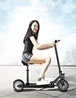 GREATY Patinete Scooter, Motor 350W Velocidad hasta 30 km ...