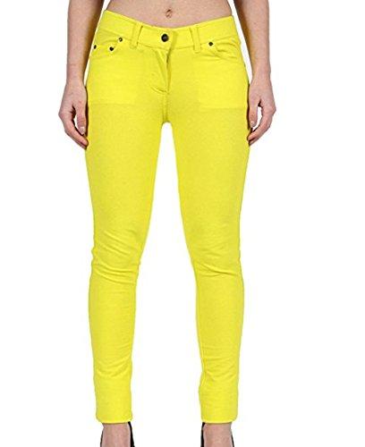 Femme Jaune Missmister Missmister Jeans Jegging Jeans wBXq0ICW