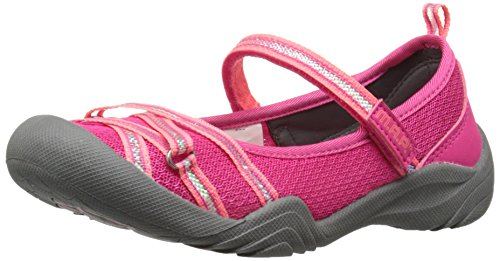 M.A.P. Lillith3-T Toddler Girls Sport Mary Jane (Toddler), Pink/Coral, 6 M US Toddler