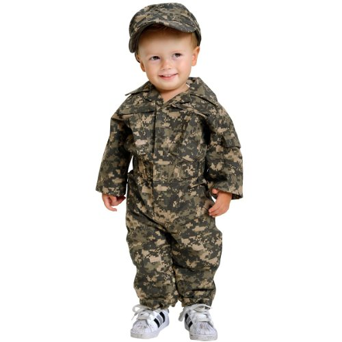 Jr. Camo Gear Baby Infant Costume